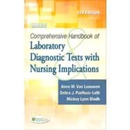 Davis's Comprehensive Handbook of Laboratory and Diagnostic Tests with Nursing Implications (Book with Access Code)