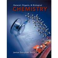 Loose Leaf General Organic &amp; Biological Chemistry,9780077366667