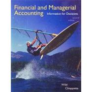 Financial and Managerial Accounting : Information for Decisions,9780073526683