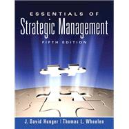 Essentials of Strategic Management,9780136006695