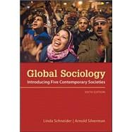 Global Sociology: Introducing Five Contemporary Societies,9780078026706