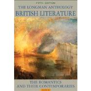 Longman Anthology of British Literature Volume 2 Package, The (with 2A- 5/e, 2B-4/e, 2c- 4/e) Plus NEW MyLiteratureLab --- Access Card Package,9780321916709