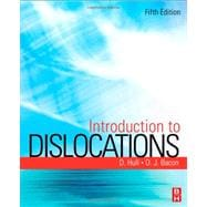 Introduction to Dislocations,9780080966724