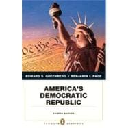 America's Democratic Republic,9780205806744