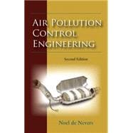 Air Pollution Control Engineering,9781577666745