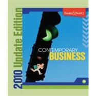 Contemporary Business 2010 Update, 13th Edition