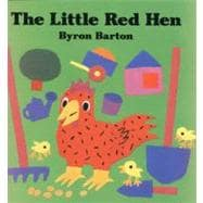 The Little Red Hen, 9780060216757