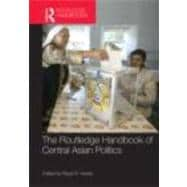 Routledge Handbook of Central Asian Politics,9780415776769