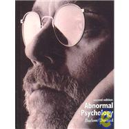 ABNORMAL PSYCHOLOGY: INTEGRATIVE APPR W/CD,9780534506773