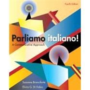 Parliamo Italiano: A Communicative Approach, 4th Edition,9780470526774