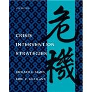 Crisis Intervention Strategies,9781111186777