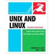 Unix and Linux : Learn Unix and Linux the Quick and Easy Way..., 9780321636782  