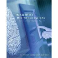 Management Information Systems for the Information Age