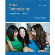 Human Communication : Principles and Contexts