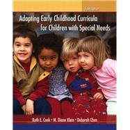 Adapting Early Childhood Curricula for Children with Special Needs,9780132596787