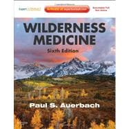 Wilderness Medicine, 9781437716788