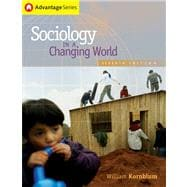 Sociology In A Changing World, Looseleaf (with Cd-rom And Infotrac)