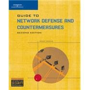 Guide to Network Defense And Countermeasures,9781418836795