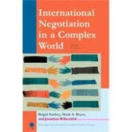 International Negotiation in a Complex World,9780742566804