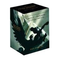 Percy Jackson pbk 5-book boxed set,9781423136804