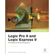 Apple Pro Training Series: Logic Pro 9 and Logic Express 9,9780321636805