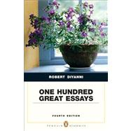 One Hundred Great Essays (Penguin Academics Series),9780205706808