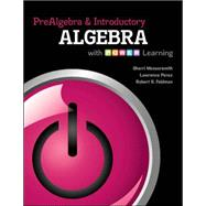 Prealgebra and Introductory Algebra with P.O.W.E.R. Learning with ALEKS 18 Week Access Card,9780077736811