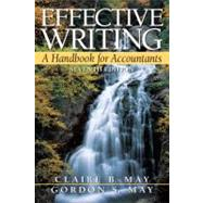 Effective Writing : Handbook for Accountants