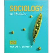 Sociology in Modules,9780078026812