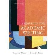 Sequence for Academic Writing, A,9780321456816