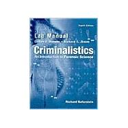 Lab Manual : An Introduction to Forensic Science , L/M