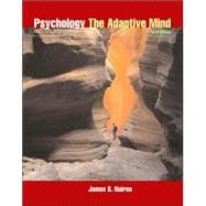 Psychology With Infotrac: The Adaptive Mind