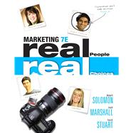 Marketing : Real People, Real Choices, 9780132176842  