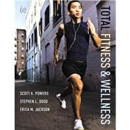 Total Fitness & Wellness Plus MyFitnessLab with eText -- Access Card Package,9780321886842