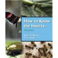 How to Know the Insects,9781577666844