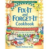Fix It and Forget-It Cookbook : 700 Great Slow Cooker Recipes,9781561486854