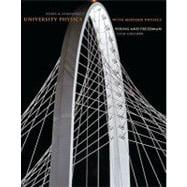 University Physics with Modern Physics,9780321696861