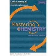 Mastrgchem Sak Chemistry: The Central Science,9780321706874