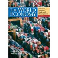 World Economy, The: Resources, Location, Trade and Development,9780132436892