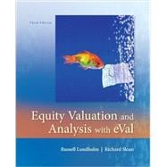 Equity Valuation and Analysis w/ EVal,9780073526898