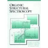 Organic Structural Spectroscopy,9780132586900