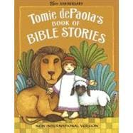 Cover Art for Tomie Depaola's Book of Bible Stories