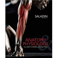 Anatomy &amp; Physiology: The Unity of Form and Function with Connect Plus/LearnSmart 2 Semester Access Card (Includes APR &amp; PhILS Online Access)