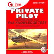 Private Pilot and Recreational Pilot Faa Knowledge Test : Fo..., 9781581946925  