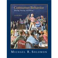 Consumer Behavior,9780132186940