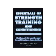 Essentials of Strength Training and Conditioning,9780873226943
