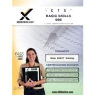 ICTS Basic Skills 096: Teacher Certification Exam, 9781581976946  
