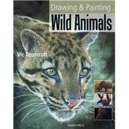 Drawing and Painting Wild Animals, 9781844486946
