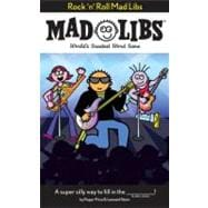 Rock 'n' Roll Mad Libs,9780843126952