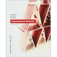 Organizational Behavior With Infotrac: Foundations, Realities, and Challenges (Book with CD-ROM),9780324116953